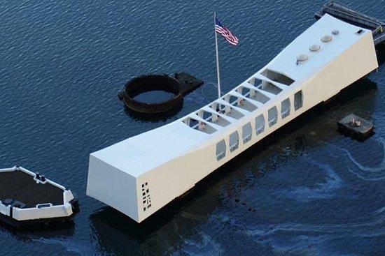 Isla circular de Pearl Harbor definitiva