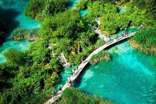 Excursie naar de Plitvice-meren, geen ...