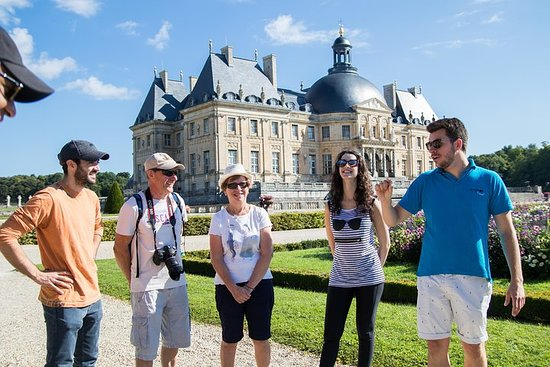 Small-Group Fontainebleau and...