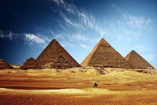 開羅吉薩金字塔最重要的地方遊覽埃及博物館和集市