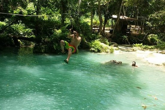 Blue Hole and Dunn's River Falls Tour...