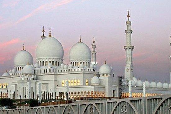 Abu Dhabi: Sheikh Zayed Grand Mosque...