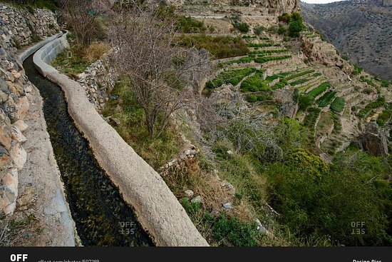 Jebal Akhdar And Nizwa Cool And Green