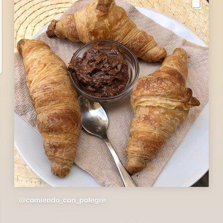 Vueltas, España: Delicioso todo..bardonde aitor