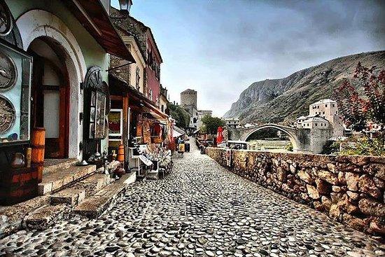 Excursão a Mostar e Herzegovina