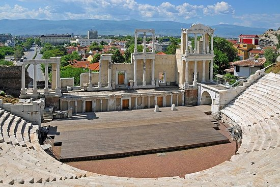 Excursion d'une journée à Plovdiv et...