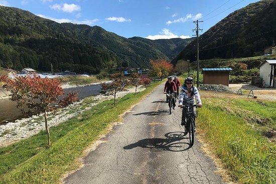 Half Day Rural E-Bike Tour i Hida