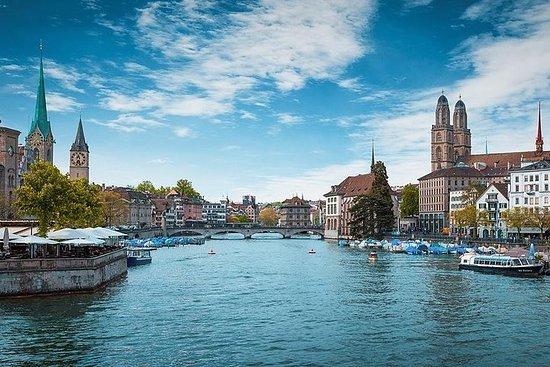 WOW Visite de Zurich: 6heures sur...