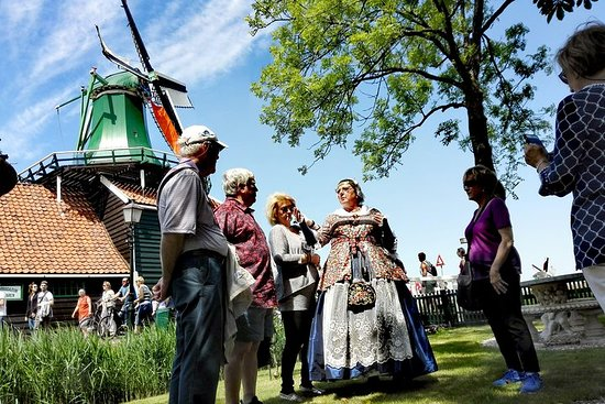 All-inclusive Zaanse Schans VIP-tour ...
