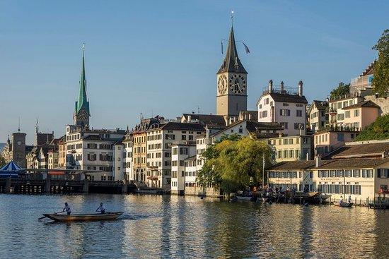 3 in 1: Spaziergang durch Zürich...