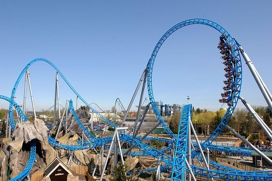 Europa-Park Themenpark-Ticket mit ...