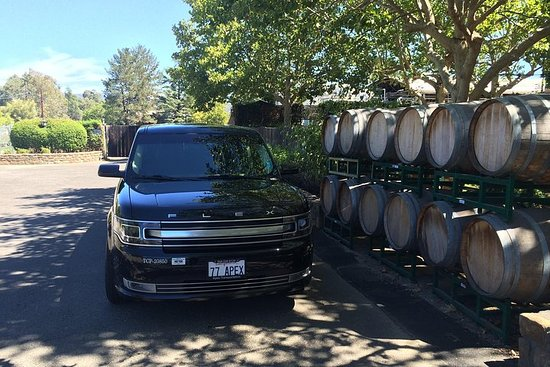 8-Hours Napa Wine Tour from San...