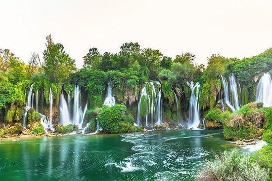 Excursión a las cataratas de Mostar y...