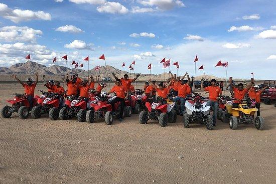 ATV turer på Nellis Dunes fra Las Vegas