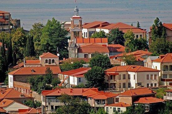 Tbilisi - Kakheti um dia de excursão
