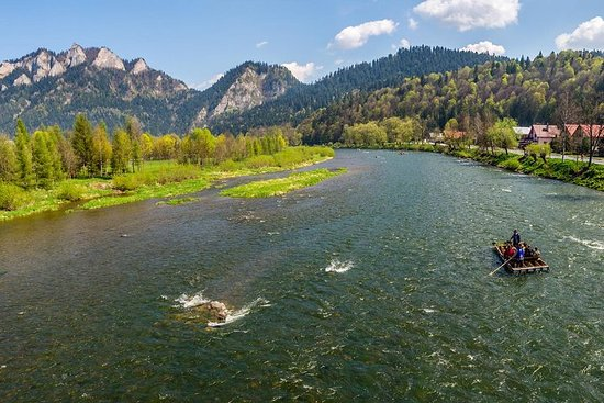 Rafting Dunajec River Private Tour fra...