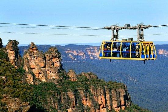 Montañas Azules y Wildlife Park