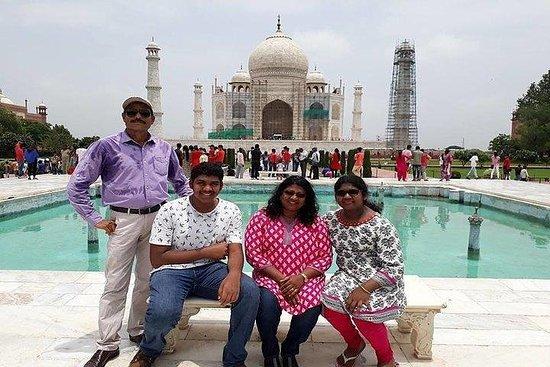 Tour de nuit du Taj
