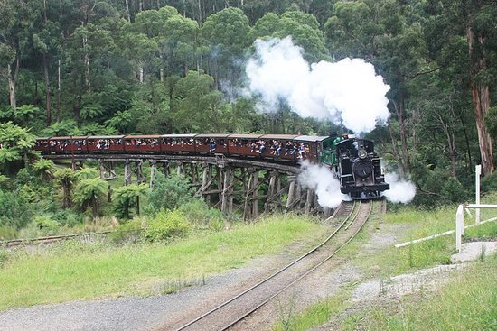 Puffing Billy (Dandenong Ranges ...