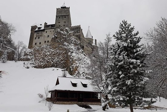 Peles and Bran Castle - Winter Day Tour...