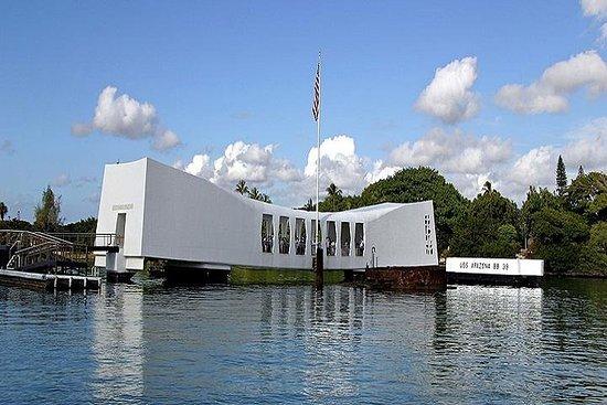 Tour 11A - Pearl Harbor, Mini Circle...