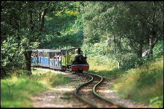 Ravenglass et Eskdale Railway: billet...