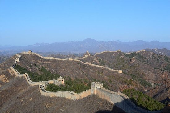 Full-Day Small-Group Great Wall Hike...