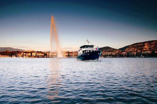 Swiss rivera tur Fra Genève til Lausanne og Cruise