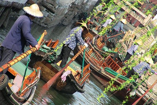 1-dages Xitang Water Town & Boat Ride...