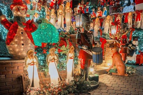 Dyker Heights Weihnachtsbeleuchtung...