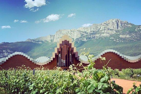 毕尔巴鄂建筑里奥哈葡萄酒之旅