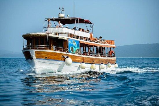 Drei-Insel-Tour ab Split...