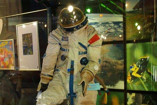 Musée d'astronautique Korolyov - Visite...