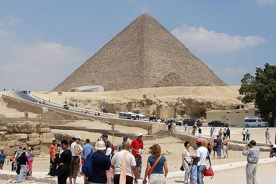 Dagtocht naar Cairo vanuit de haven van ...