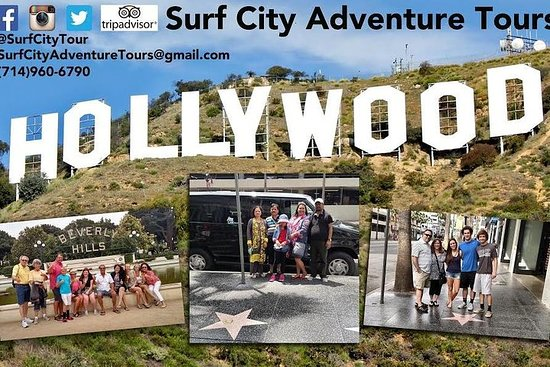 ‪Hollywood Sightseeing Tour from Orange County‬ صورة فوتوغرافية