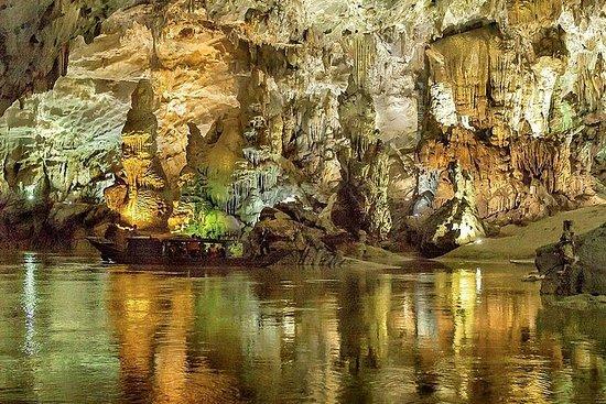 フエの2日間のPhong Nha-Ke Bang Caveアドベンチャー