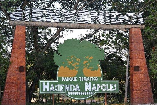 Ausflug zum Themenpark Hacienda...