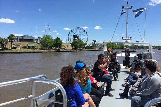 私人DELTA TOUR Tigre - 全天候旅行指南EN,SPA或FR...