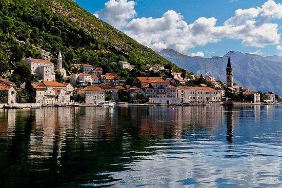 Küste von Montenegro in kleiner Gruppe