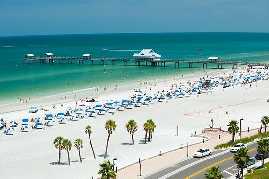 Clearwater Beach with Transportation...