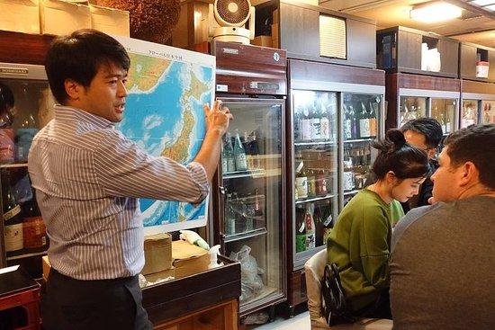 Smaker på Sake fra mer enn 5000 flasker samlet fra hele Japan!