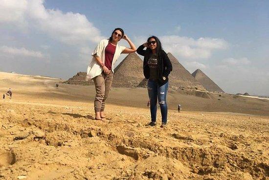 Hurghada: Heldagstur til Kairo museum...