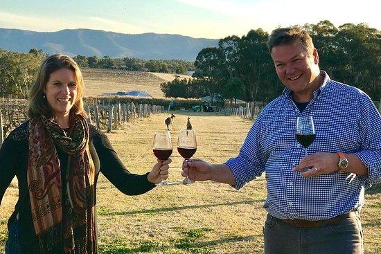 Hunter Valley Vino, Queso y Koalas