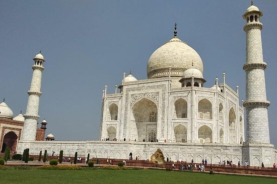 Full Day Agra Tour With Roof-Top View...