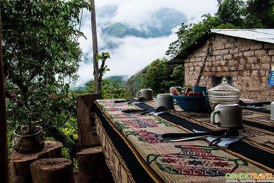 4天经典马丘比丘印加丛林迷航