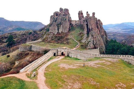 Rochers Belogradchik, forteresse et...