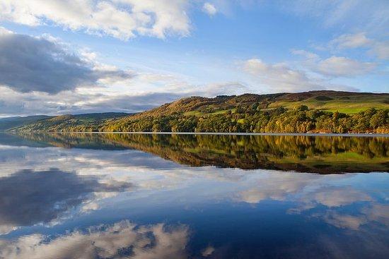 Loch Ness, Glencoe og det skotske...