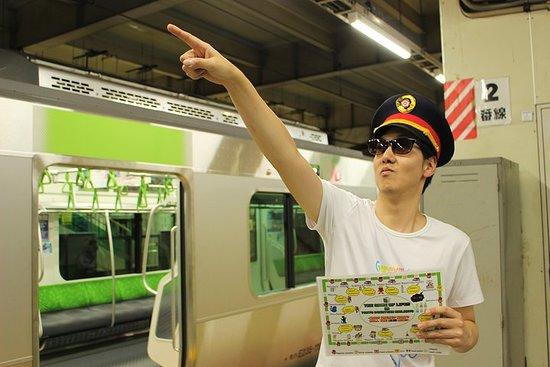 MISSION SPIL i TOKYO DOWNTOWN RAILWAYS !! ~ Hvem? Hvor? Hvad? Rul...