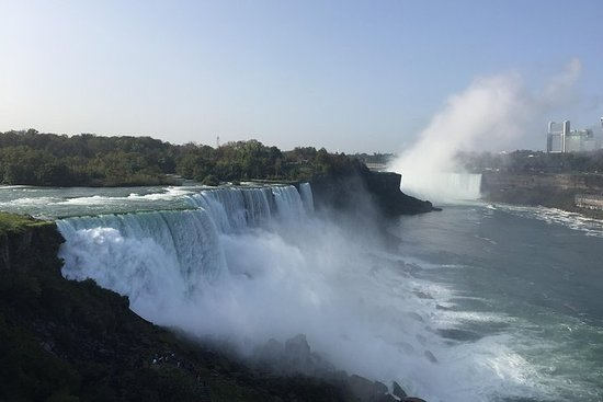 Niagara Falls One Day Tour from New...
