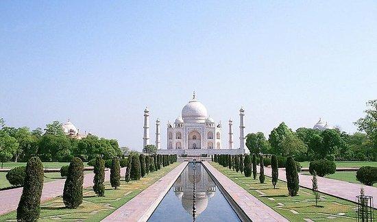 Excursion le même jour au Taj Mahal en...